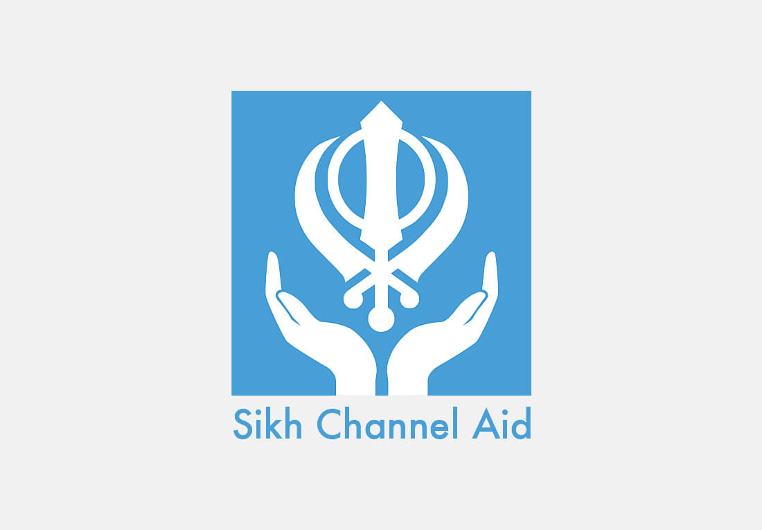 Branding Logo Design Sikh Channel